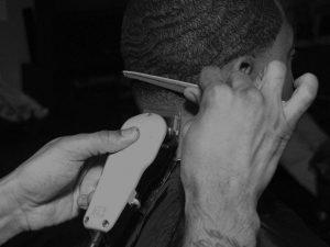 king culture barber shop haircut
