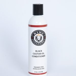 King Culture Black Castor Oil Conditioner